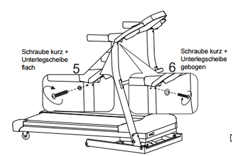 Laufband-Aufbau-F26-Sportstech-Schritt-5-und-6