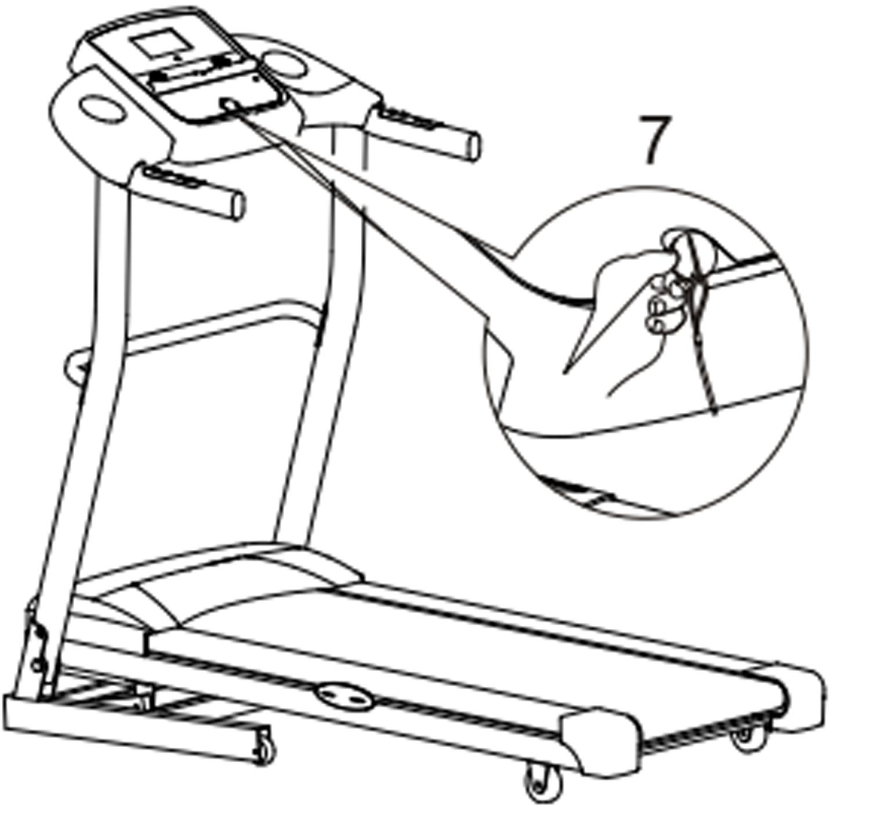 Laufband-Aufbau-F26-Sportstech-Schritt-7