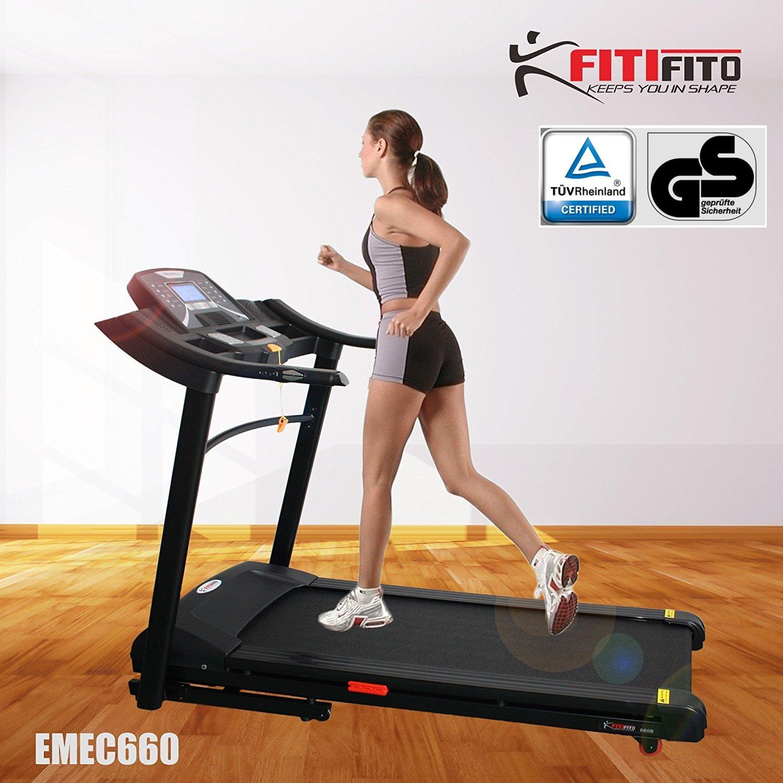 Laufband Fitifito 660B für Fortgeschrittene