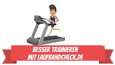 Laufband-Logo