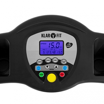 Laufband mit Display Klarfit Pacemaker X3
