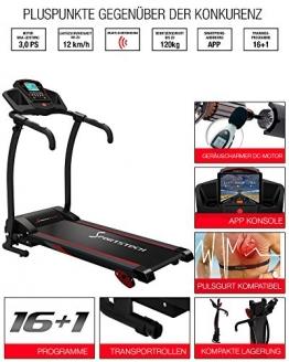 Laufband Sportstech F15