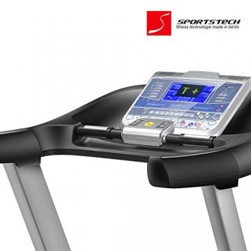 Laufband Sportstech F65 Funktionen