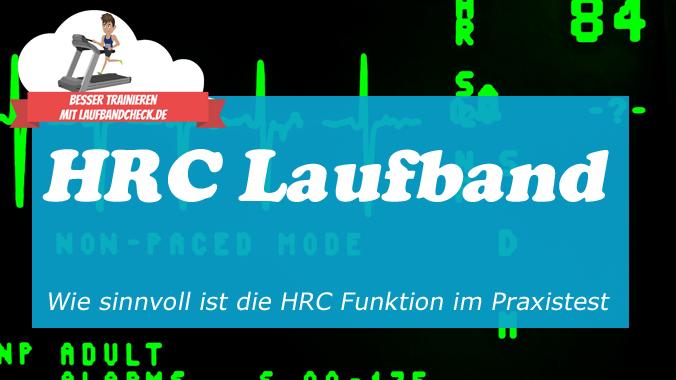 HRC Laufband